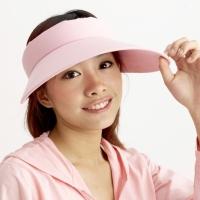 UV Protective Visor Hat