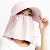 抗UV-MIX高防晒钓鱼帽-三合一