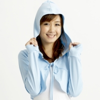 UV Protective Hooded Jacket