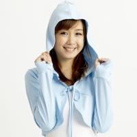 UV Protective Hooded Jacket