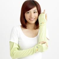 抗UV-多功能休閒風中性彈性袖套