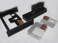 铝挤散热模组制品