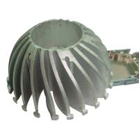 LED燈具散熱鋁擠製品(佳鋒光電有限公司產品)