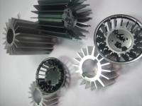 OEM Extruded-aluminum LED heat