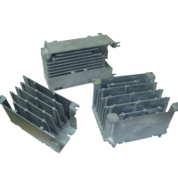 Die casting and other industrial metal parts