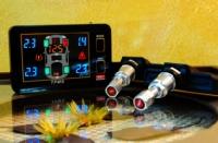 Wireless TPMS for Passenger Cars