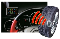 TPMS-Wireless Tire-Pressure Monitoring
