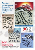 Steering & suspension Chassis Parts