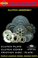 Clutch Plate & Cover