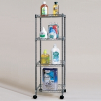 Cens.com Bath Rack, Storage Rack, Household Rack ZHONGSHAN CHANG SHENG METAL PRODUCTS CO., LTD.