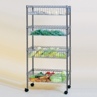 Cens.com Kitchen Storage Rack ZHONGSHAN CHANG SHENG METAL PRODUCTS CO., LTD.