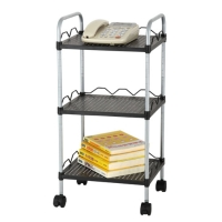 Cens.com 3 Tiers Storage Rack - New ZHONGSHAN CHANG SHENG METAL PRODUCTS CO., LTD.