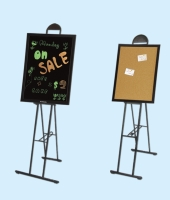 Height-Adjustable Bulletin Board Stands/Racks
