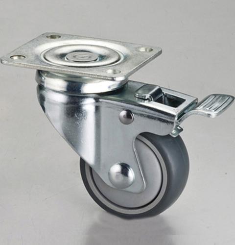 3*1双刹平板TPR轮刹车架