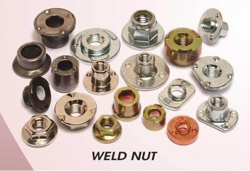 Weld Nut