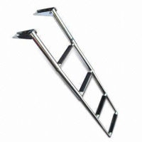 Cens.com 4-Step Telescopic Ladder/ Ladders / Marine Hardware /Watercraft Hardware PAN-U INDUSTRIES CO., LTD.
