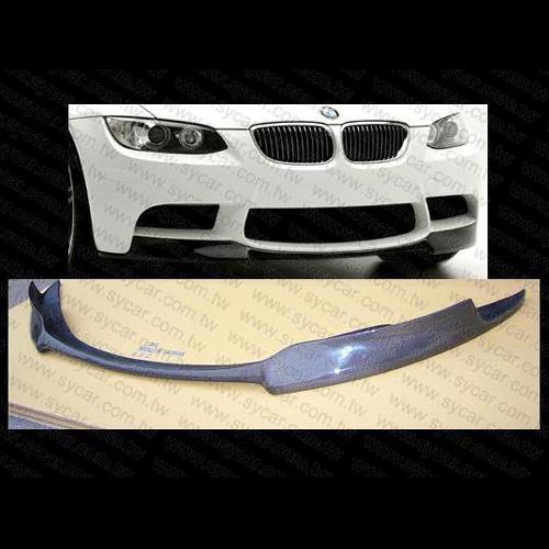 BMW E93/E92 M3 Bumper Spoiler