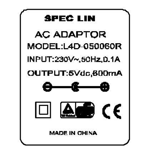 L4D Series ACDC Linear Adapters