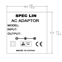 L5A Series ACDC Linear Adapters