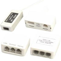 ADSL Pots Splitter & Filter