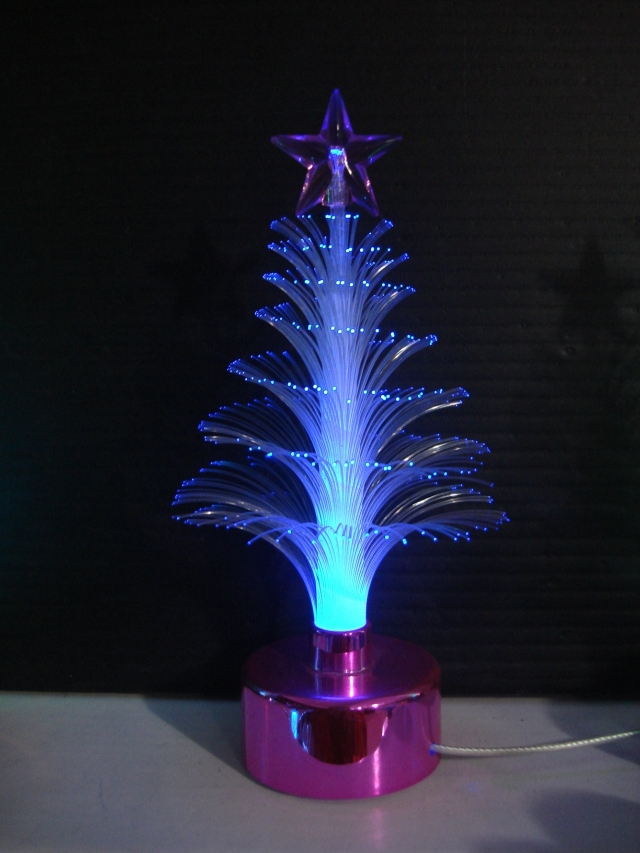 Fiber Optic Tea Light