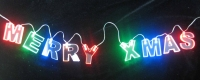 MERRY CHRISTMAS LIGHT STRING
