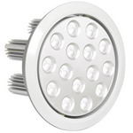 LED Recessed Downlights 45W-Convertible