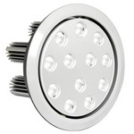 Downlights LED 36W-Convertible