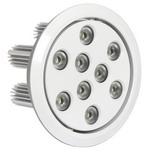 LED Recessed Downlight 27W-Convertible