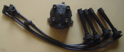 IGNITION WIRE WITH CAP
