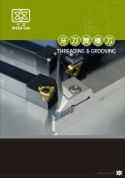 THREADING & GROOVING