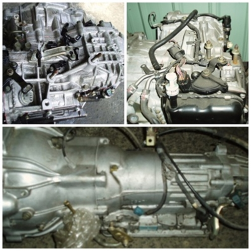 USED MITSUBISHI TRANSMISSION