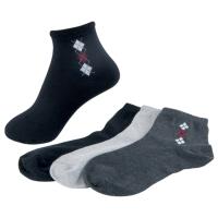 竹炭女用休閒襪