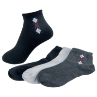 Bamboo Charcoal Female Leisure Socks