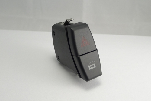 Hazard warning switch with central locking switch. OE NO # 61316919506