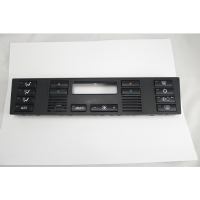 A/C control panel set caps