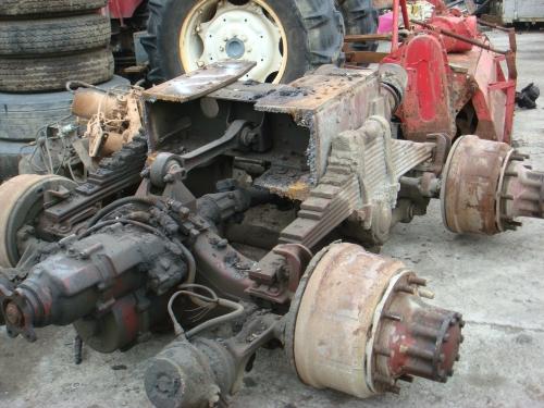 USED ENGINE / USED TRUCK PART(BOGI)