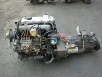 中型柴油引擎