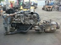 USED ENGINE / USED TRUCK PART