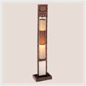 Ming-style Floor Lamp