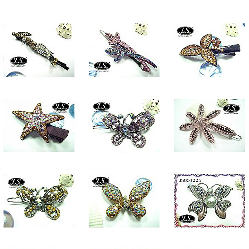 Brooch hair accessories OEM/ ODM