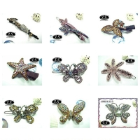 Cens.com Brooch hair accessories OEM/ ODM JIE SHAN CO., LTD.