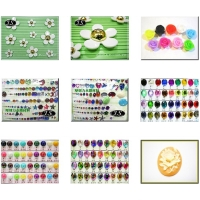 Cens.com Wholesale acrylic rhinestones materials JIE SHAN CO., LTD.