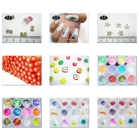 Cens.com Nail jewelry materials wholesale JIE SHAN CO., LTD.