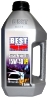 15W-40 DPF engine oil for diesel trucks