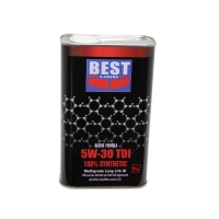 5W-30 TDI 100% synthetic engine oil