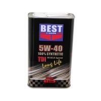 5W-40 TDI 100% synthetic engine oil