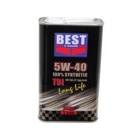 引擎机油油品系列5W-40 TDI