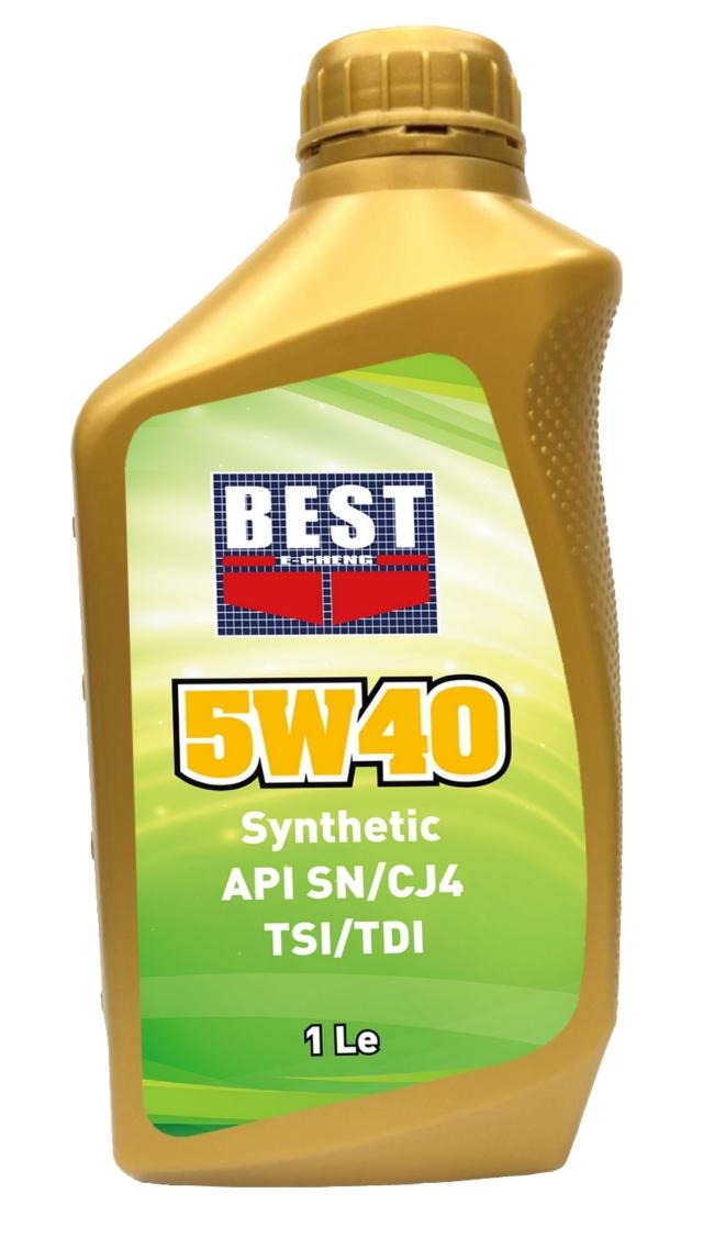 5W40 SN/CJ4 TDI