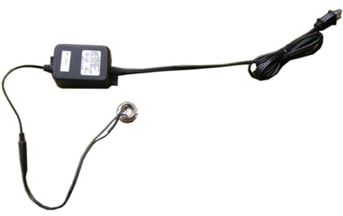 1 led light with touch switch on fixture